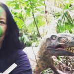 Dinosaurs in the Daintree