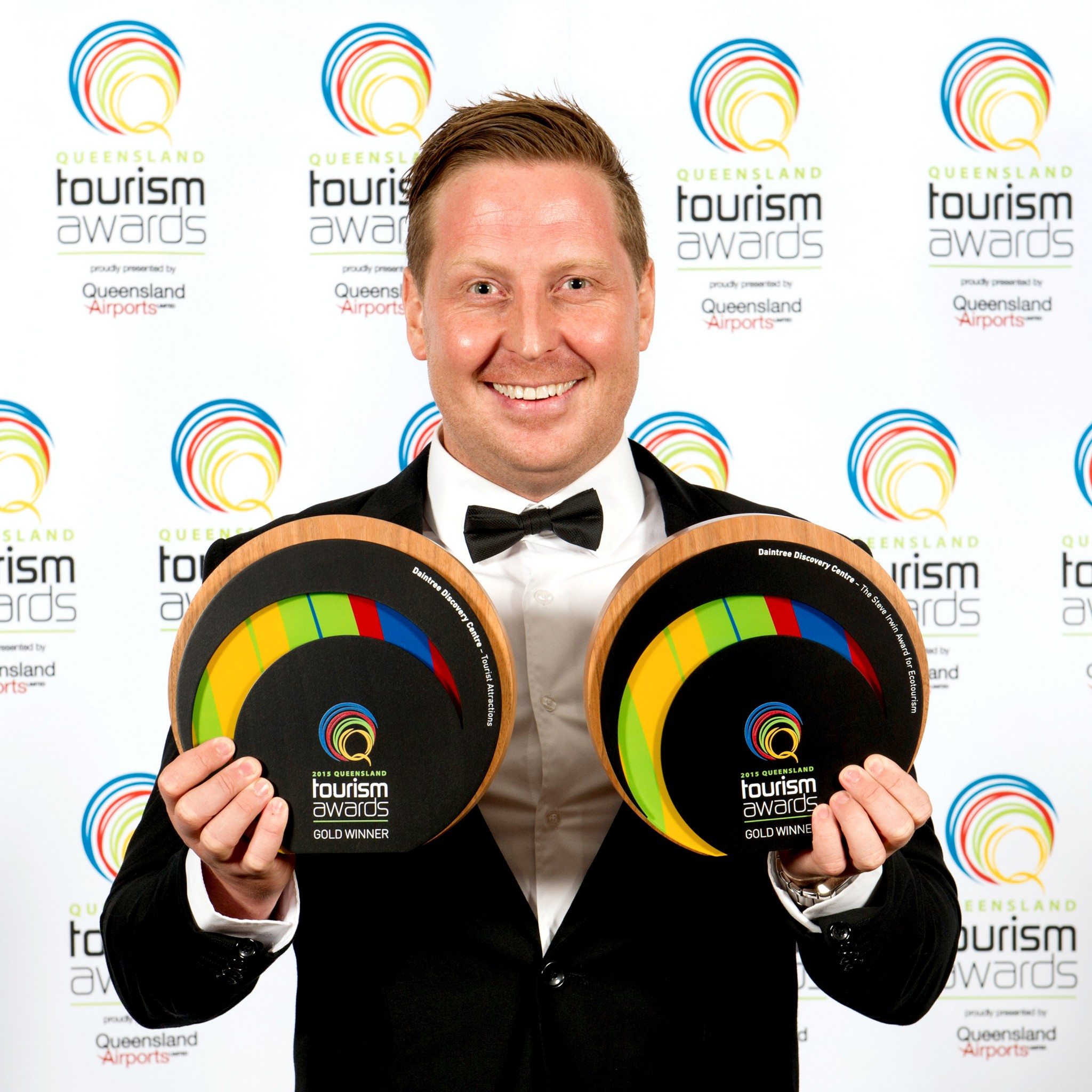 Daintree Discovery Centre wins Double Gold QTA 2105